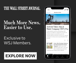 app website wall street journal